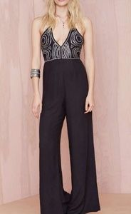 Nasty gal total stud jumpsuit